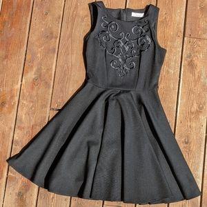 Retro Fit & Flare Dress
